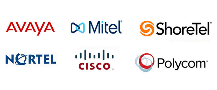Telephone Disposal Logos